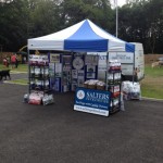 Salters stand